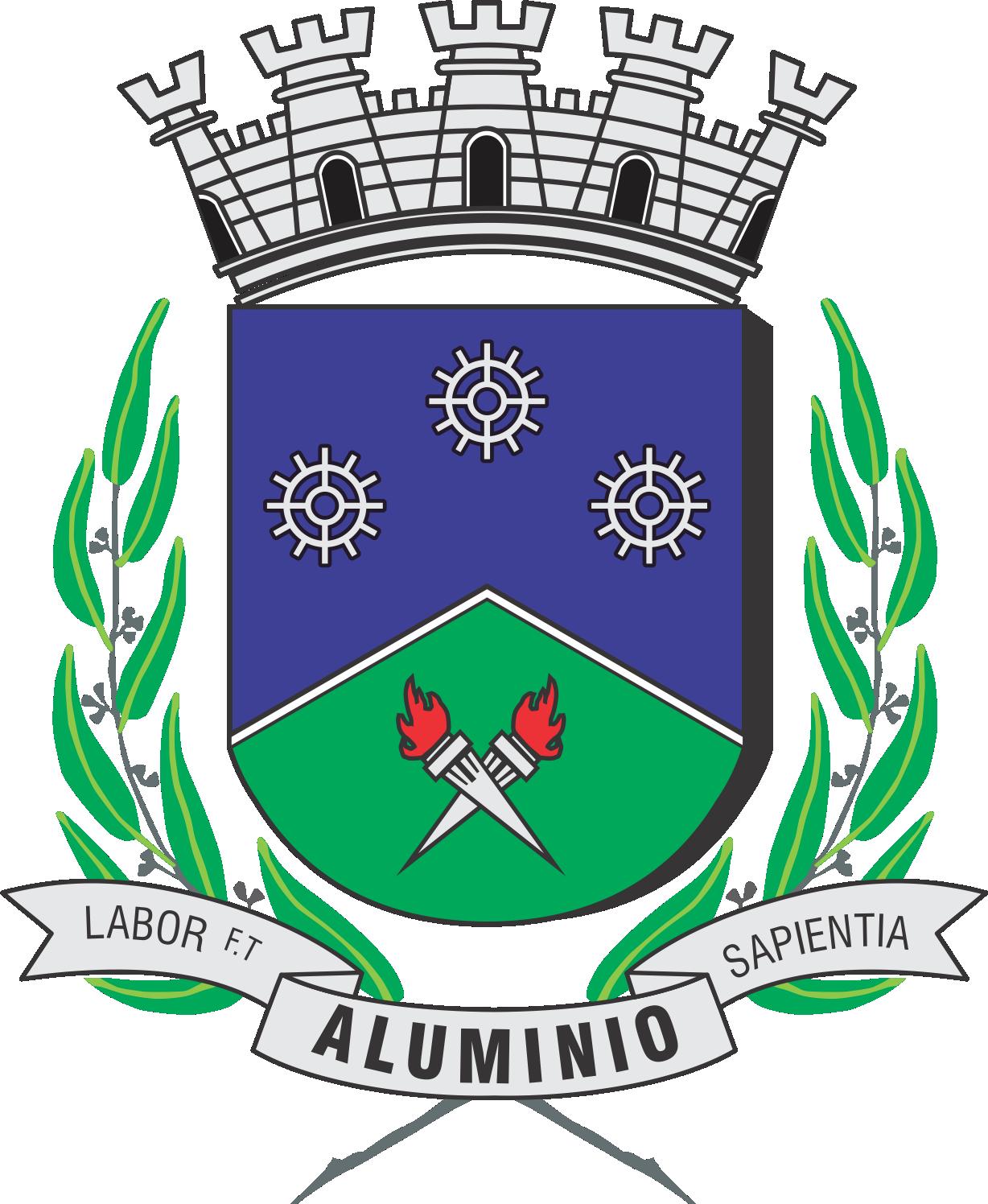 S mbolos municipais prefeitura de aluminio - Simbolo de aluminio ...