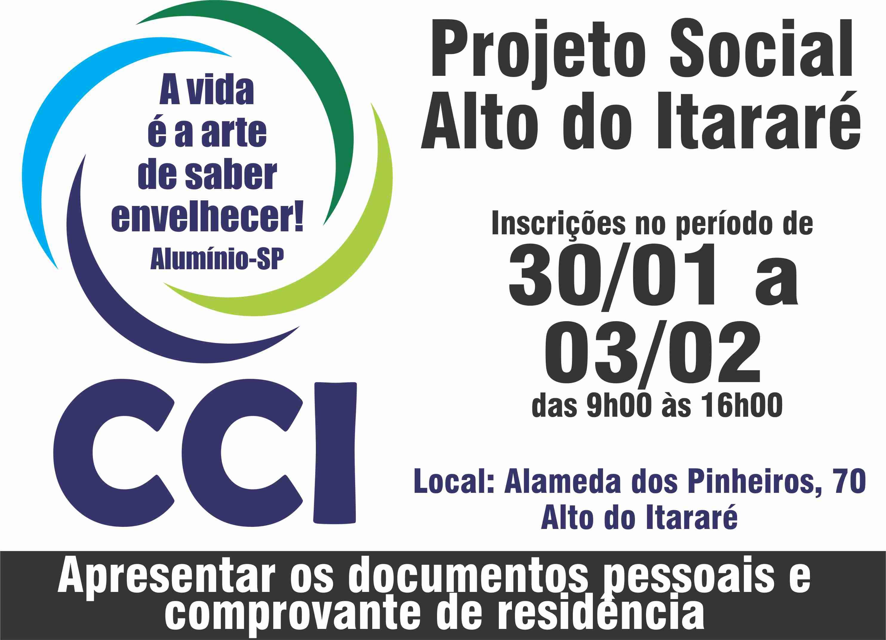 anuncio CCIalto do itararé