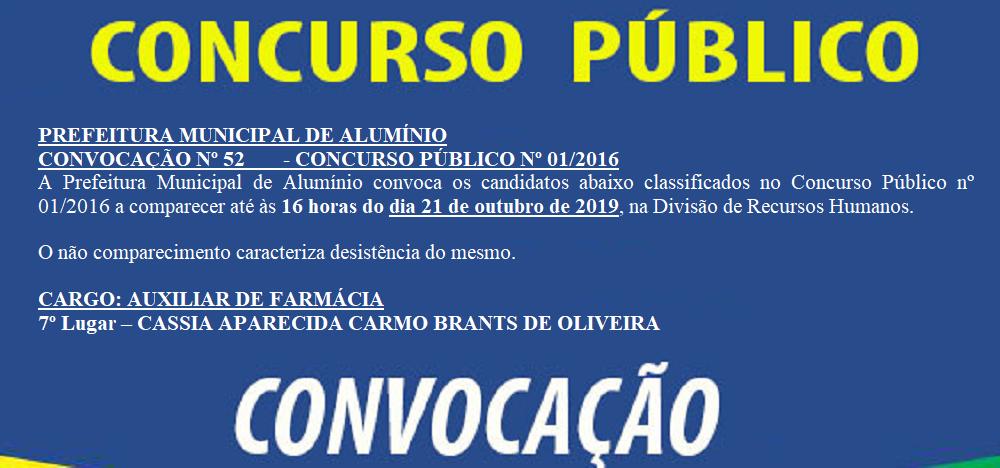 CONCURSOCONVOCACAO52