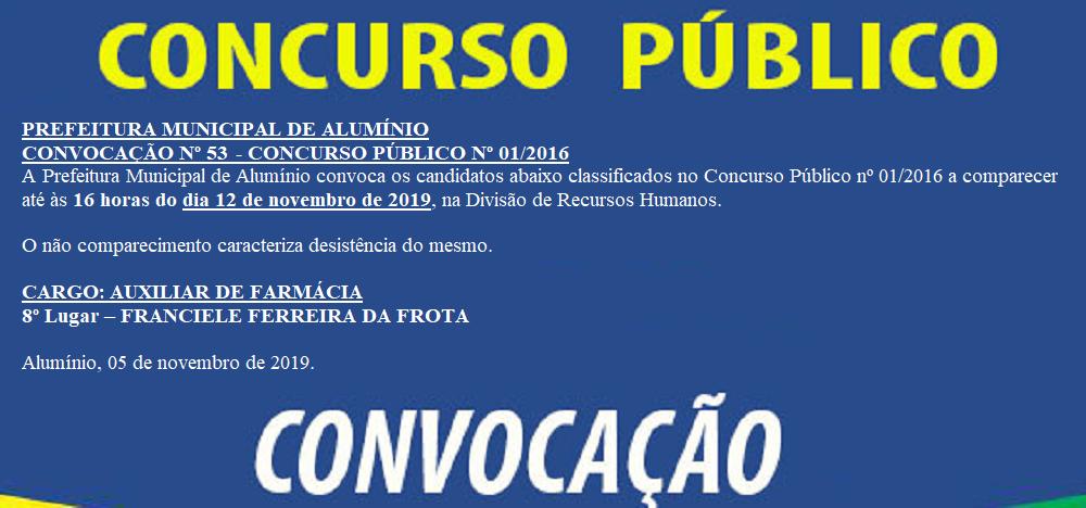 CONCURSOCONVOCACAO53