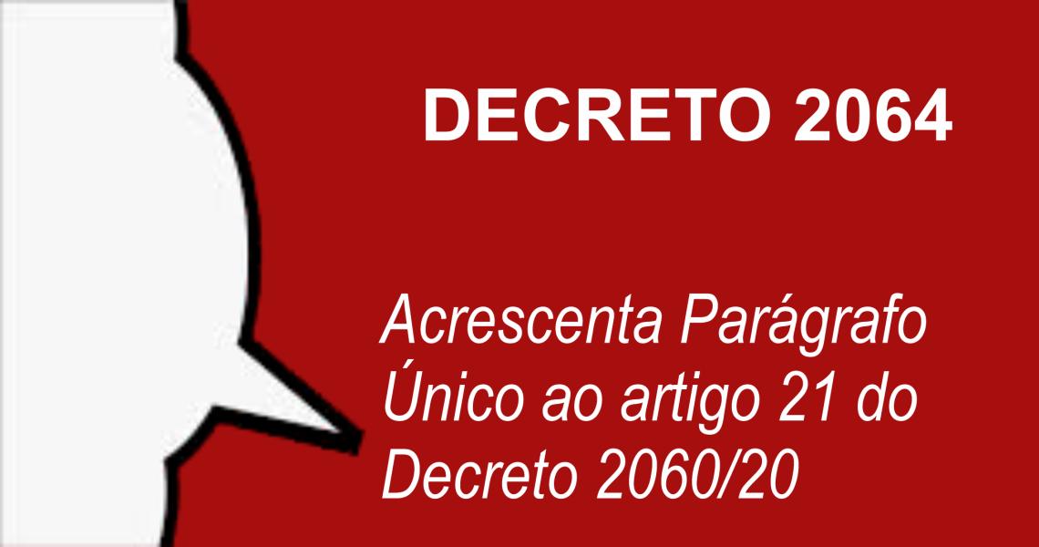 decreto 2064