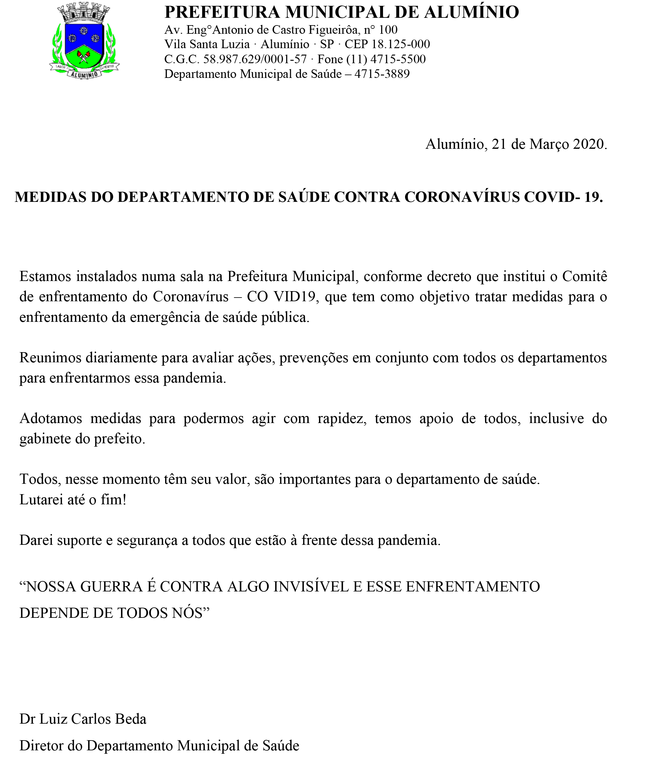 relatório coronavírus - funcionários (1)