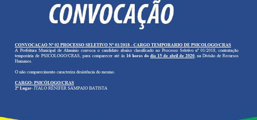 CONVOCACAO02PROCESSOSEL-563x264