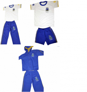 novo uniforme