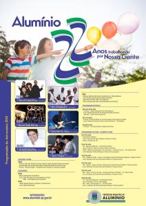 programação 2015