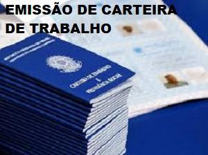 EMISSÃOCARTEIRA