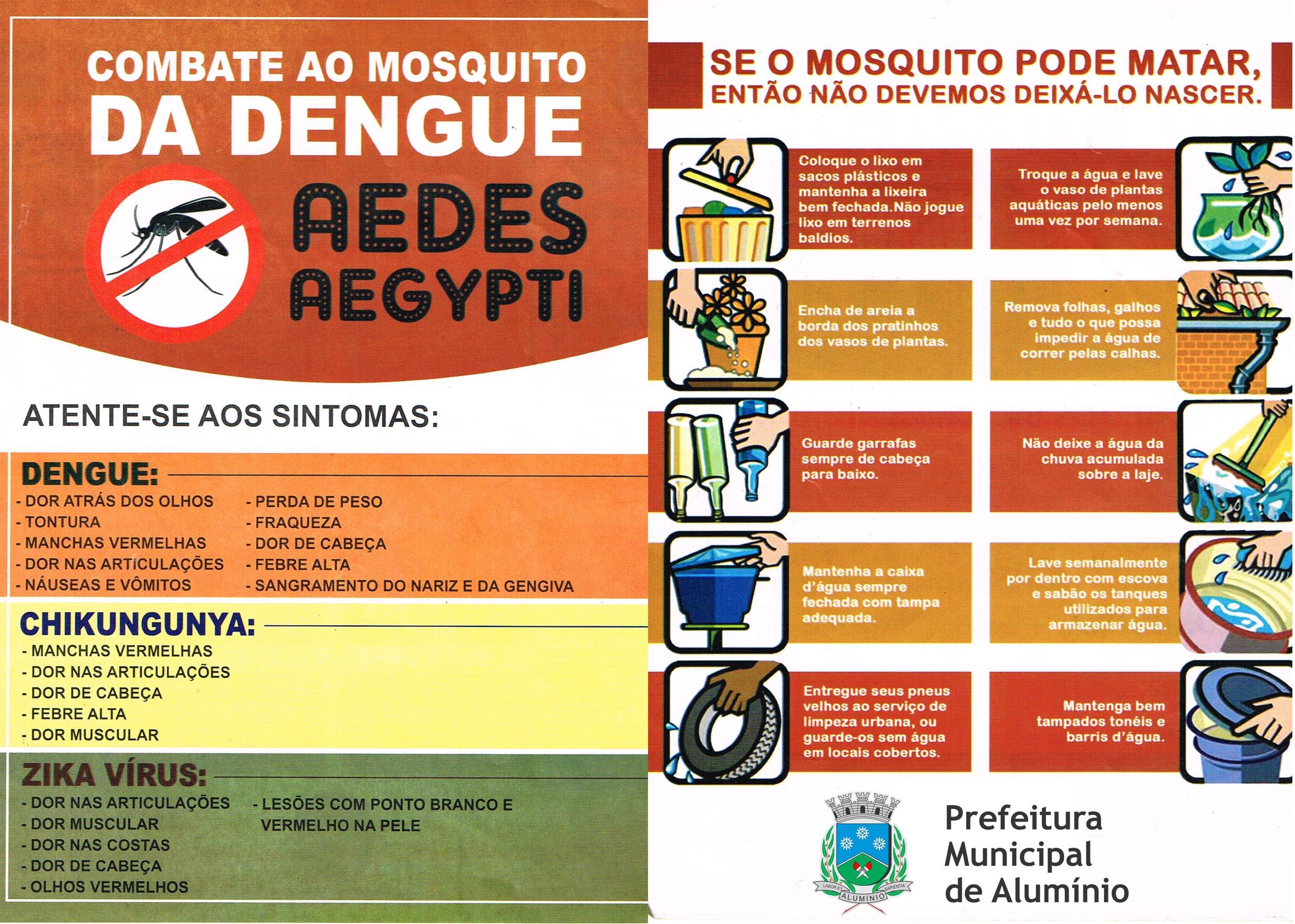 anuncio dengue jornal