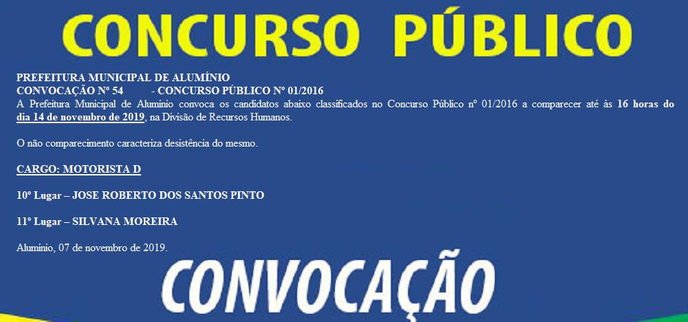 CONCURSOCONVOCACAO54