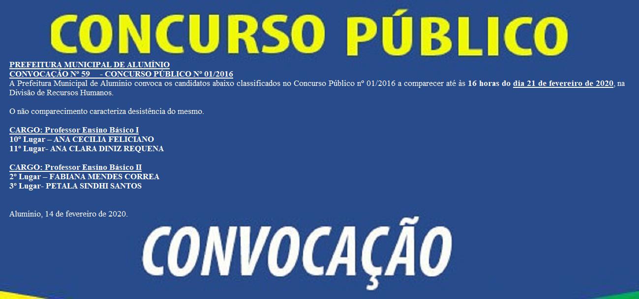 CONCURSOCONVOCACAO59