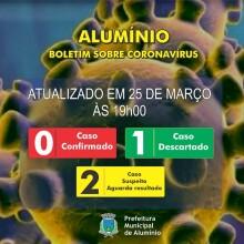 Boletim 25 03