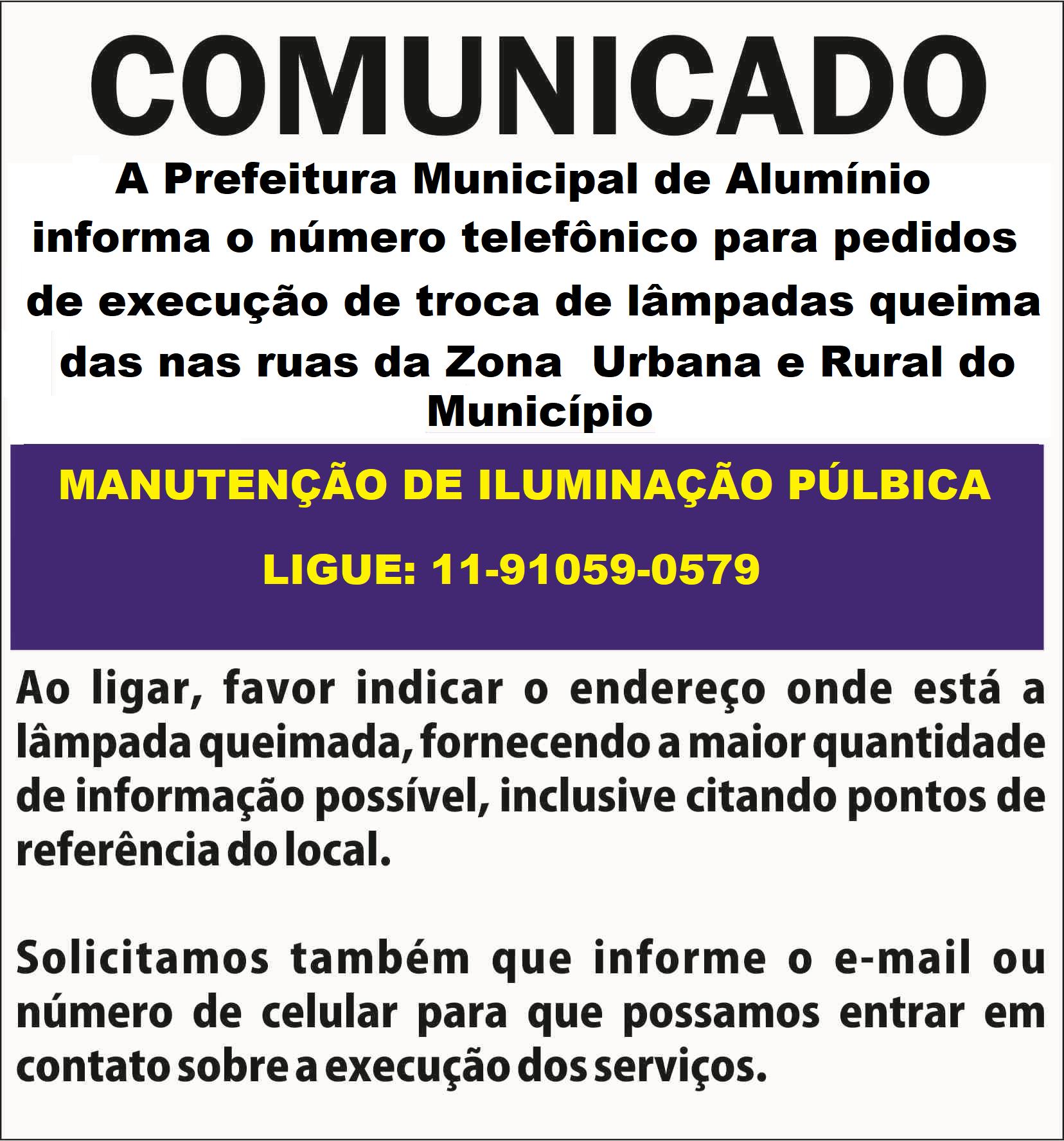 INFORMAÇÃO-ILUMINAÇÃO 122020