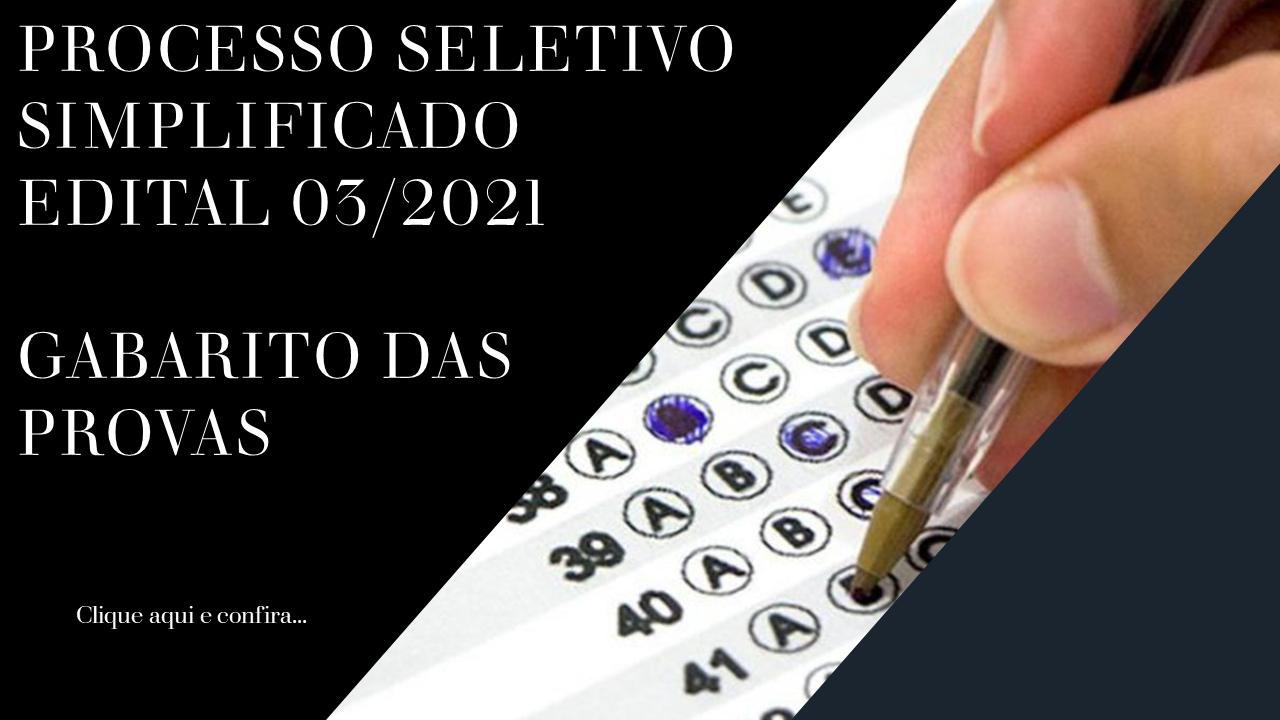 gabaritoprocessoseletivo032021